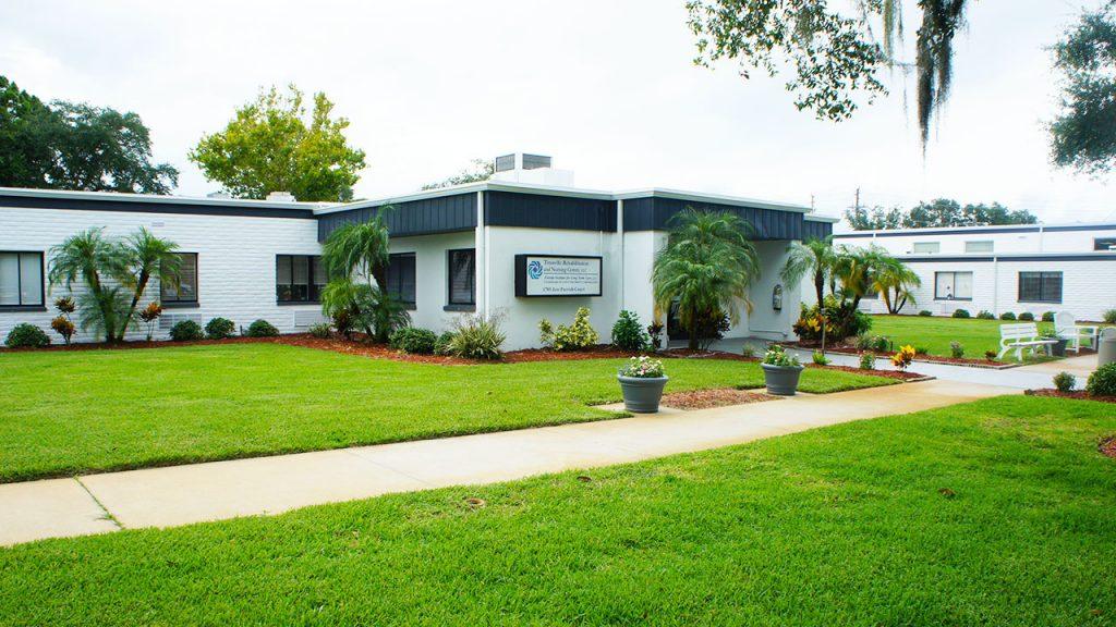Facility exterior1